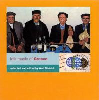 Folk music of Greece