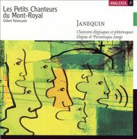 Chansons élégiaques et pittoresques = Elegiac & picturesque songs