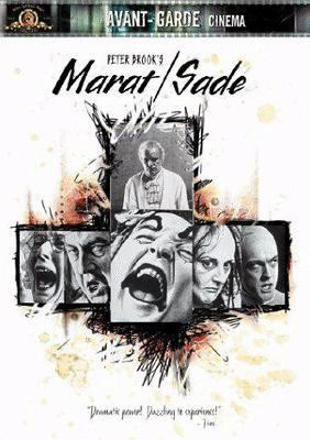 Marat/Sade : the persecution and assassination of Jean-Paul Marat as performed by the inmates of the asylum of Charenton under the direction of the marquis de Sade] = [Marat/Sade : la persécution et l'assassinat de Jean-Paul Marat représentés par le groupe théatral de l'hospice de Charenton sous la direction de marquis de Sade]