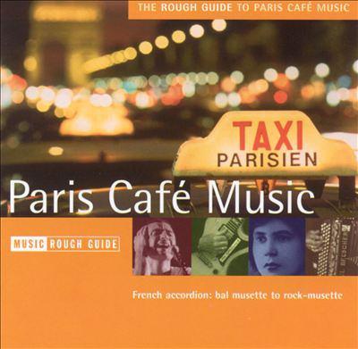 Paris café music
