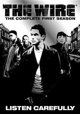 The wire : the complete first season