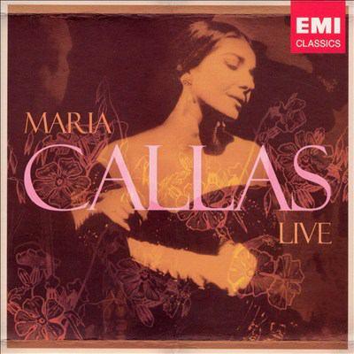 Maria Callas live