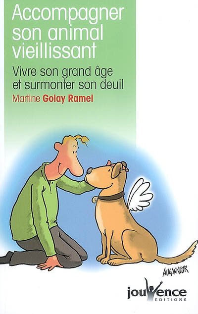 Accompagner son animal vieillissant