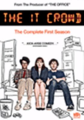 The IT crowd. The complete first season