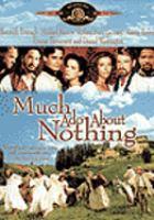 Beaucoup de bruit pour rien = Much ado about nothing
