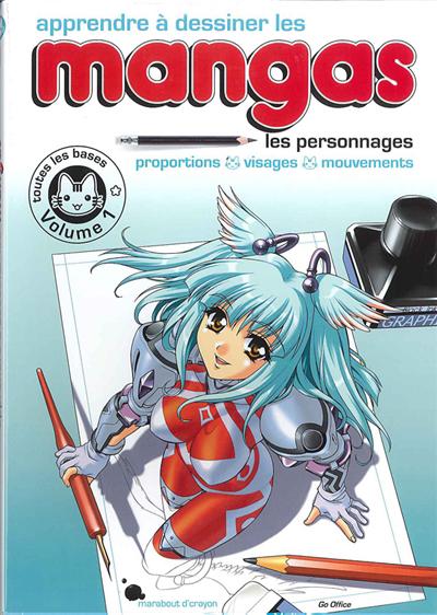 Apprendre à dessiner les mangas