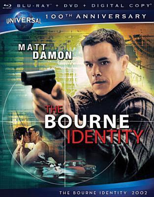 The Bourne identity = La mémoire dans la peau