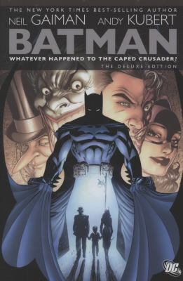 Batman. with other tales of the Dark Knight / Whatever happened to the Caped Crusader?