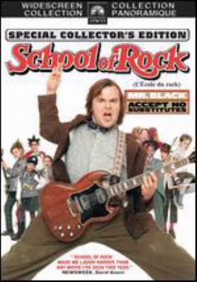 L'école du rock = School of rock