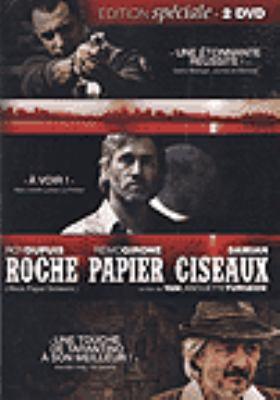 Roche papier ciseaux = Rock paper scissors