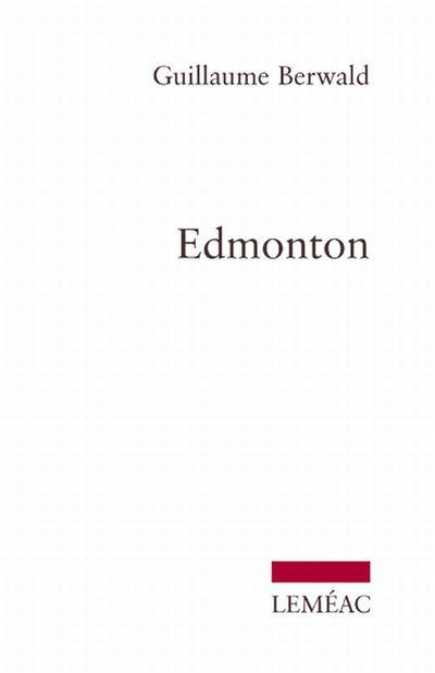 Edmonton : roman
