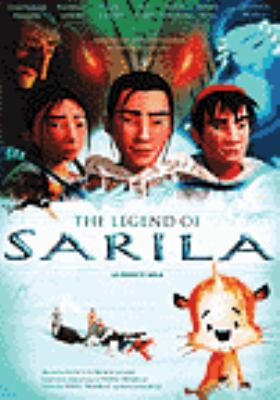 La légende de Sarila = The legend of Sarila