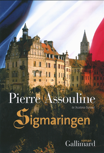 Sigmaringen : roman