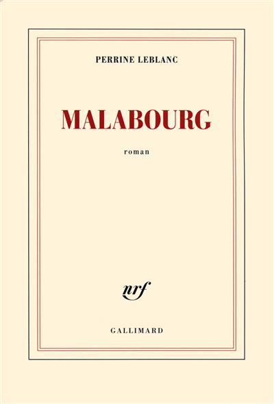 Malabourg : roman