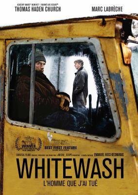 Whitewash : l'homme que j'ai tué = Whitewash