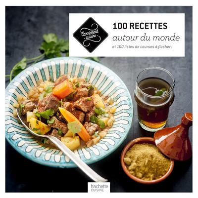 100 recettes autour du monde.