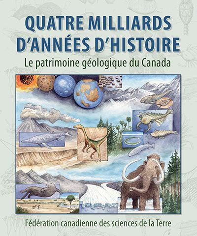 Quatre milliards d'années d'histoire