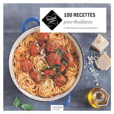 100 recettes pour étudiants.