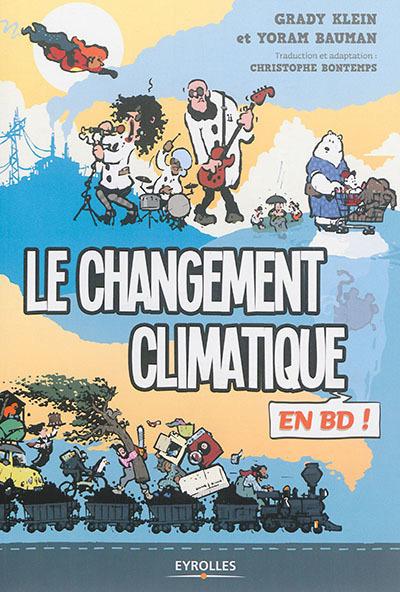 Le changement climatique en BD!