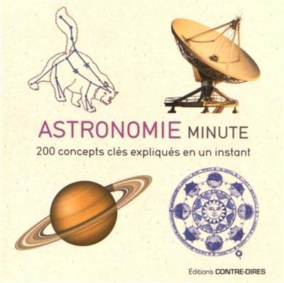 Astronomie minute