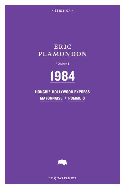 1984 : trilogie : Hongrie-Hollywood express ; Mayonnaise ; Pomme S