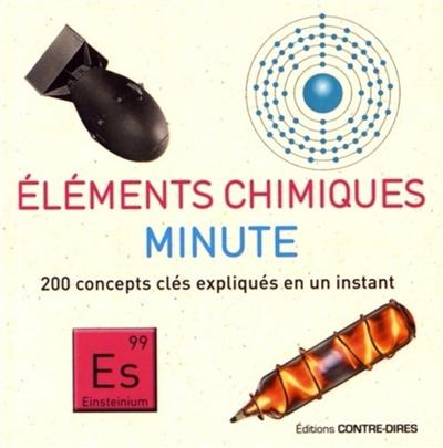 Éléments chimiques minute