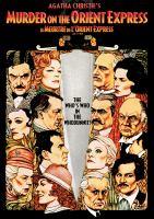 Agatha Christie's murder on the Orient Express = Le meurtre de l'Orient Express