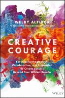 Creative courage