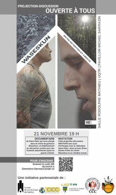 Waseskun : between detention and freedom = entre détention et liberté