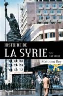 Histoire de la Syrie, XIXe-XXIe siècle