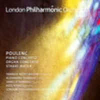 Piano concerto ; Organ concerto ; Stabat Mater