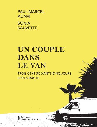 Un couple dans le van