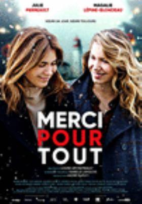 Merci pour tout = Thanks for everything
