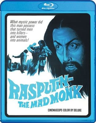 Rasputin : the mad monk