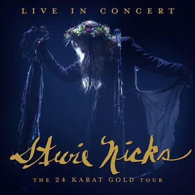 Live in concert : the 24 karat gold tour