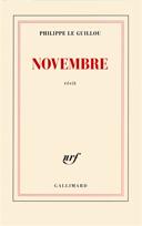 Novembre : récit /