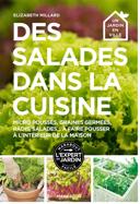 Des salades dans la cuisine : micro-pousses, graines germées, radis, salades... à faire pousser à l'intérieur de la maison /