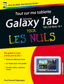 Tout sur ma tablette Galaxy pour les nuls